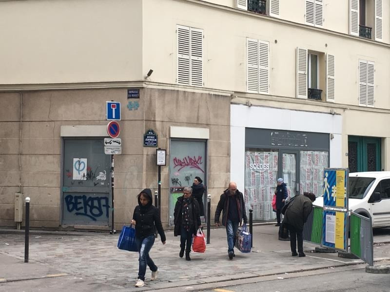 Rental shop Paris 14ème 2950€ HT/HC - Picture 1