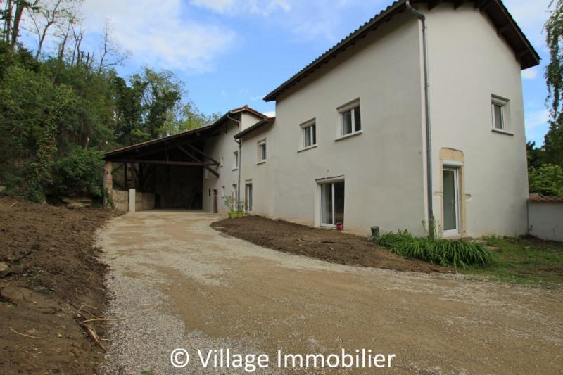 Vente de prestige maison / villa Toussieu 620000€ - Photo 1