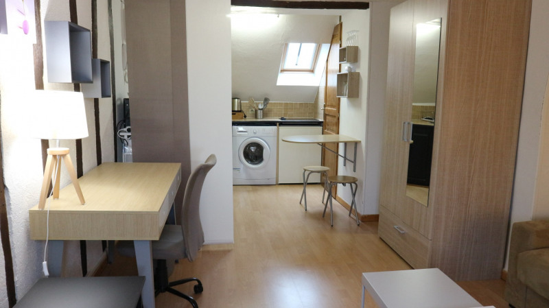 Rental apartment Fontainebleau 670€ CC - Picture 5