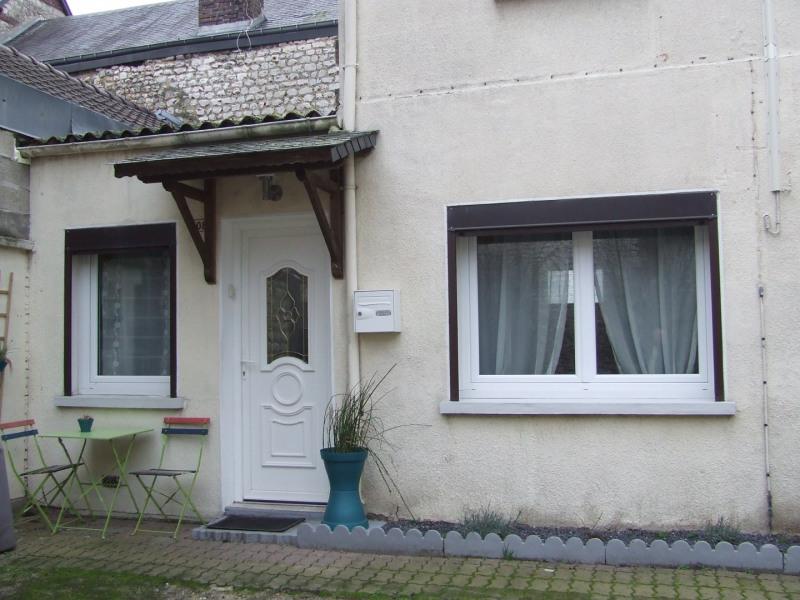 Vente maison / villa Saint etienne du rouvray 104000€ - Photo 1