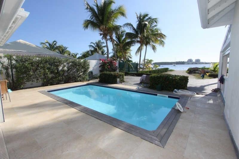 Deluxe sale house / villa St martin 950000€ - Picture 1