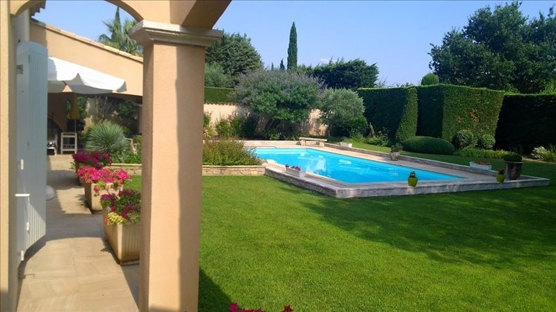 Vente maison / villa Aubignan 426 400€ - Photo 2