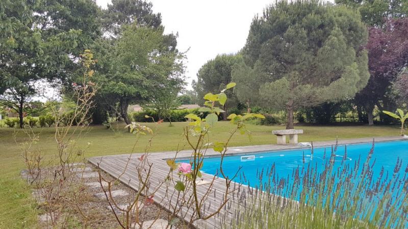 Sale house / villa Aire sur l adour 270300€ - Picture 2