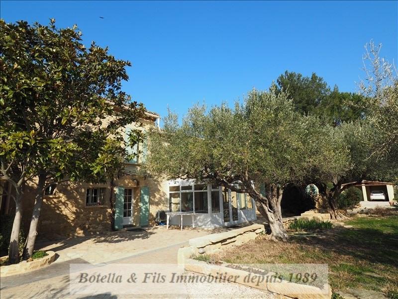 Immobile residenziali di prestigio casa Uzes 610000€ - Fotografia 2