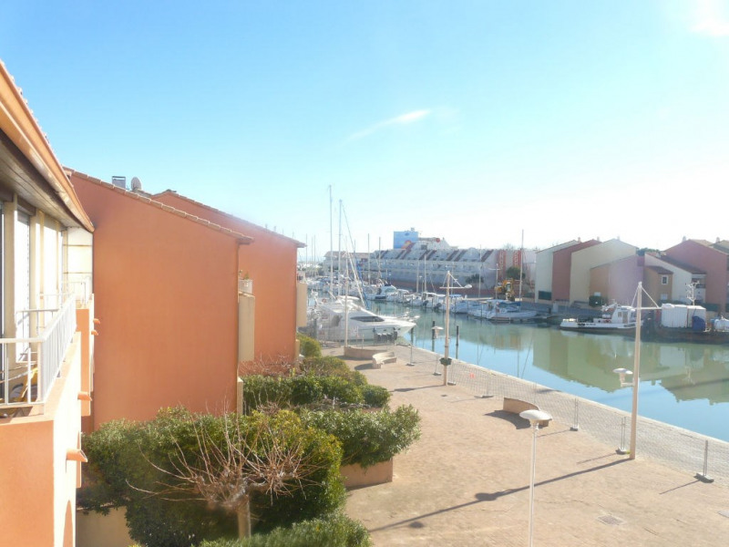 Location vacances appartement Carnon plage 440€ - Photo 1