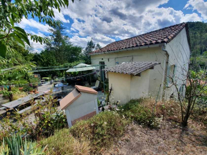 Vente maison / villa Sainte cecile d'andorge 98000€ - Photo 1