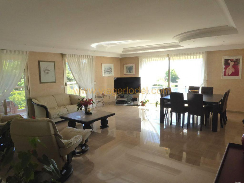 Viager appartement Cannes 199 000€ - Photo 1