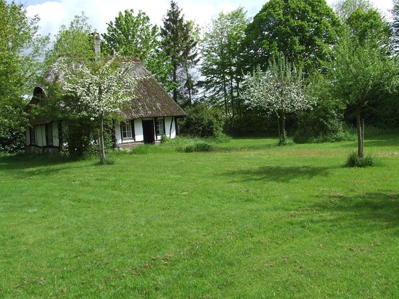 Vente maison / villa Bourtheroulde 85000€ - Photo 1