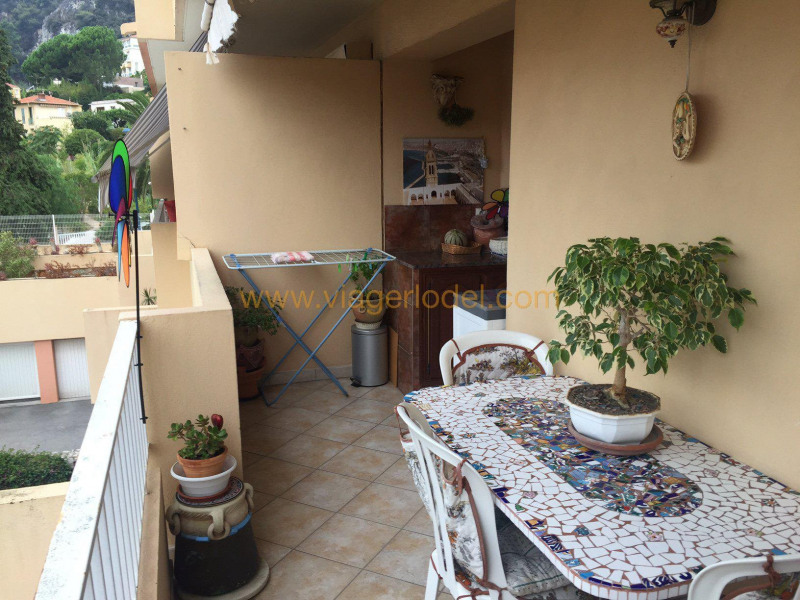 Viager appartement Villefranche-sur-mer 90 000€ - Photo 1