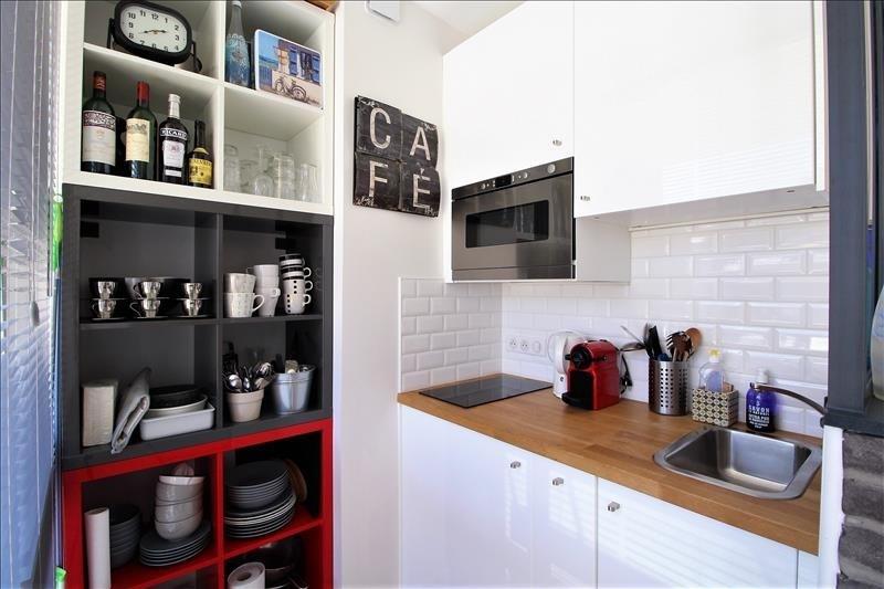 Sale apartment Deauville 124200€ - Picture 4