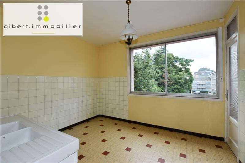 Sale apartment Le puy en velay 74 500€ - Picture 2