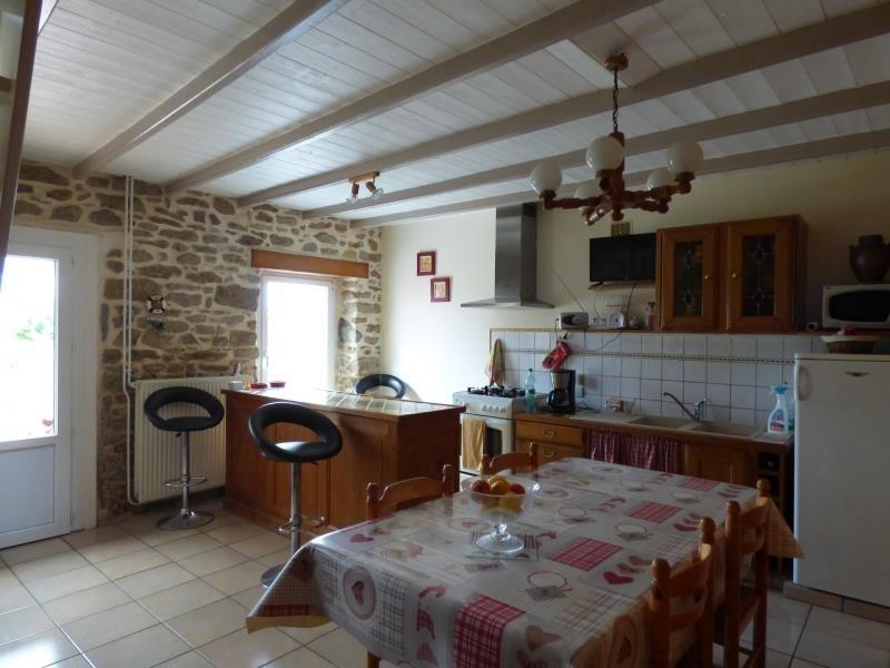 Vente maison / villa Plouaret 137200€ - Photo 2