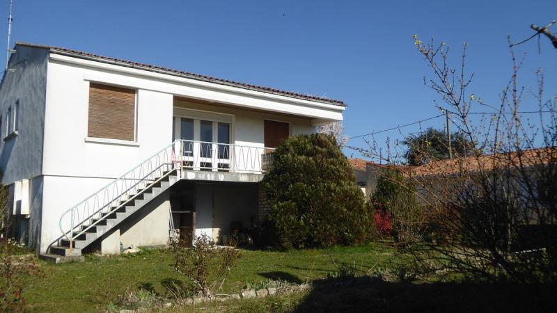 Vente maison / villa Cognac 124000€ - Photo 1