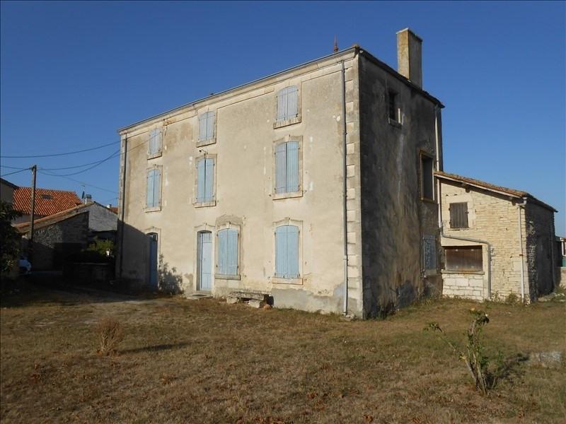Vente maison / villa Niort 143100€ - Photo 1