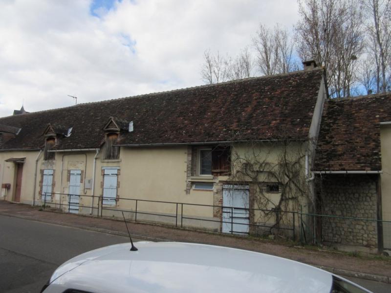 Vente maison / villa Gy les nonains 50000€ - Photo 1