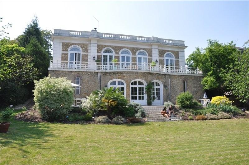 Verkoop van prestige  huis Villennes sur seine 1650000€ - Foto 1