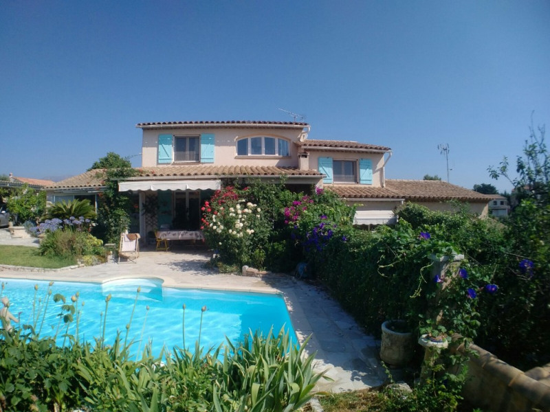 Deluxe sale house / villa St paul de vence 699 000€ - Picture 1