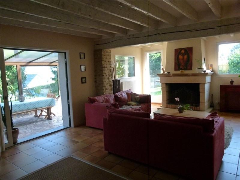 Sale house / villa Montfort l amaury 530000€ - Picture 3