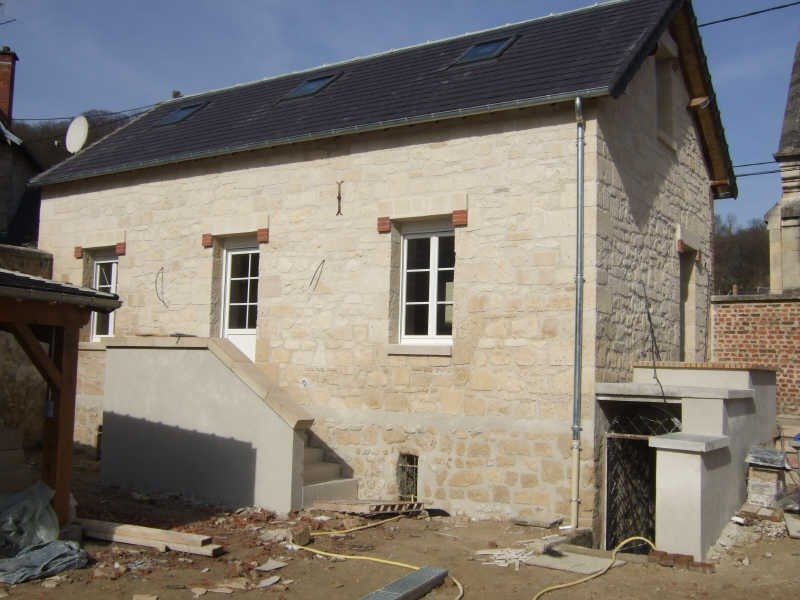 Rental house / villa Soissons 801€ CC - Picture 1