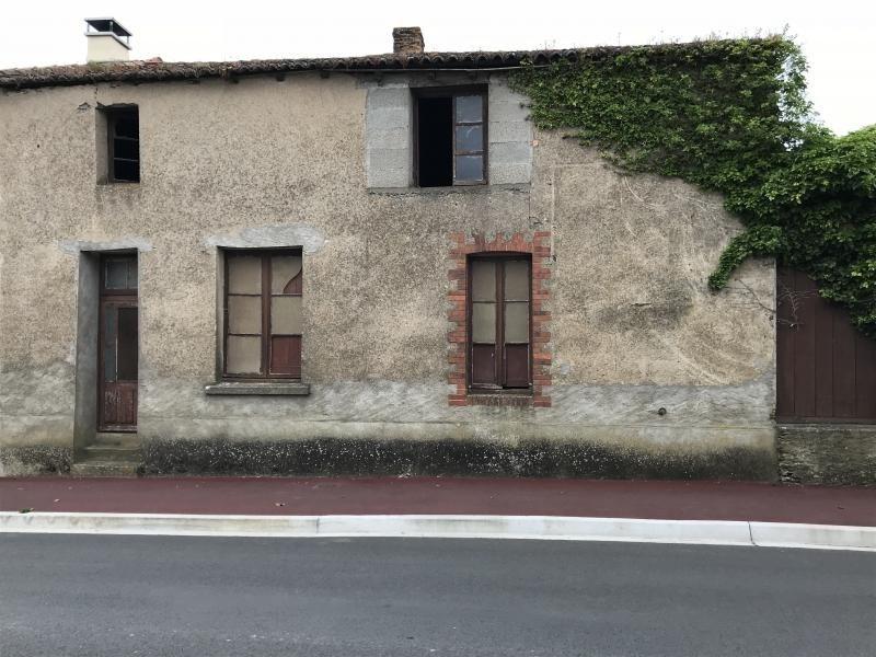 Vente maison / villa Le fief sauvin 169500€ - Photo 4