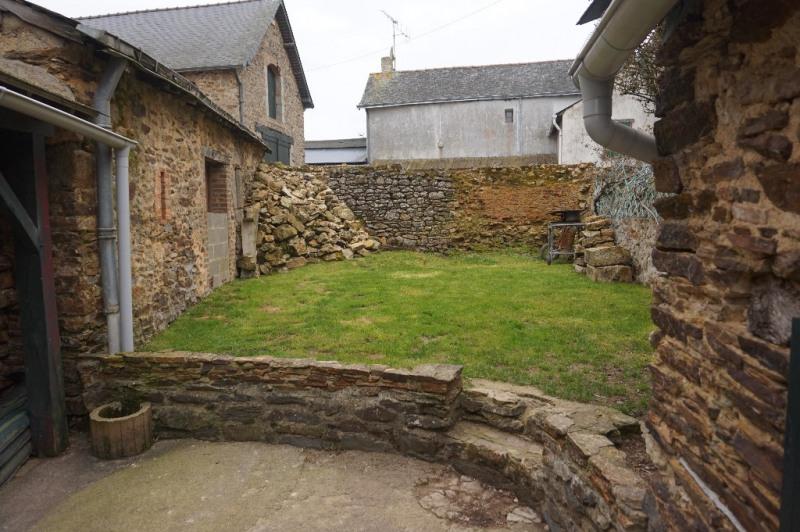 Vente maison / villa Loiron ruille 142000€ - Photo 2