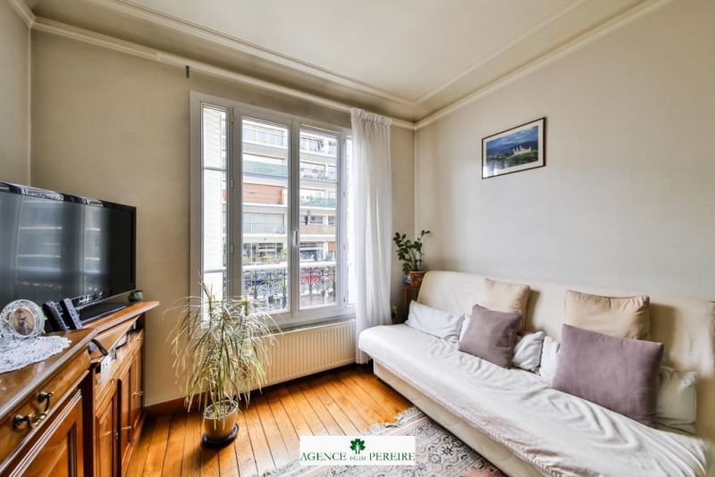 Sale apartment Paris 17ème 556 000€ - Picture 1