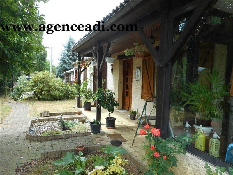 Vente maison / villa Pamproux 141 750€ - Photo 1