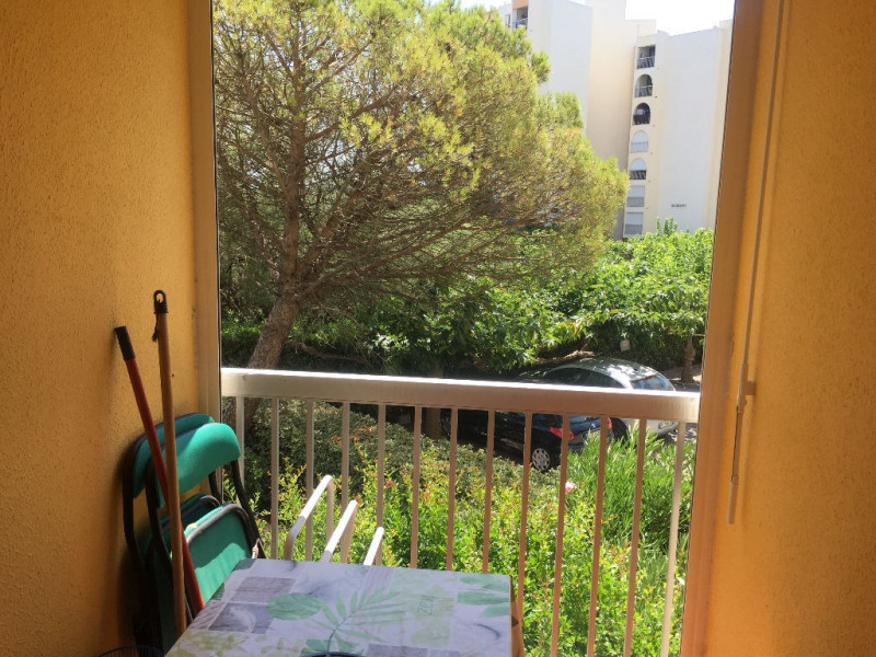 Rental apartment Carnon plage 405€ CC - Picture 2