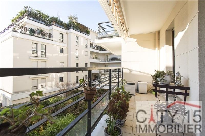 Revenda apartamento Issy les moulineaux 920000€ - Fotografia 1