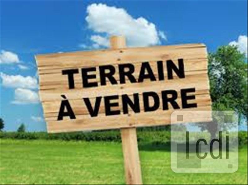 Vente terrain Chomérac 95000€ - Photo 1