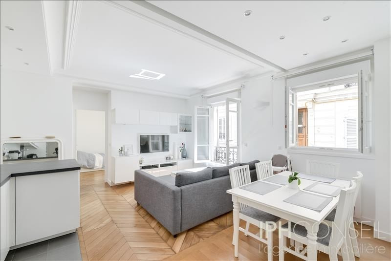 Vente appartement Neuilly sur seine 574 000€ - Photo 1