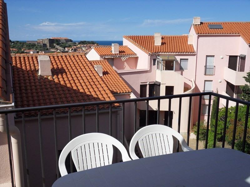 Location vacances appartement Collioure 352€ - Photo 1
