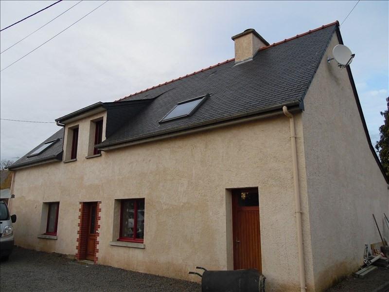 Sale house / villa Marcillé-raoul 160500€ - Picture 2
