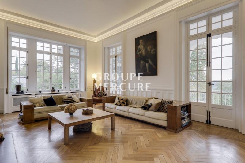 Deluxe sale house / villa St cyr au mont d'or 3100000€ - Picture 3