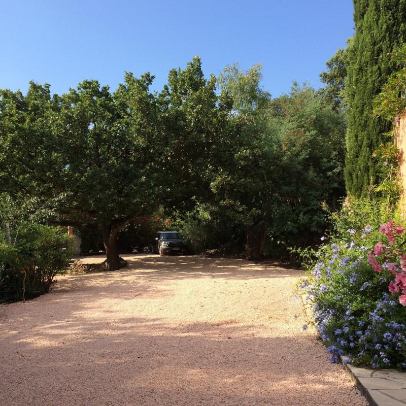Location vacances maison / villa Roquebrune sur argens 1650€ - Photo 3