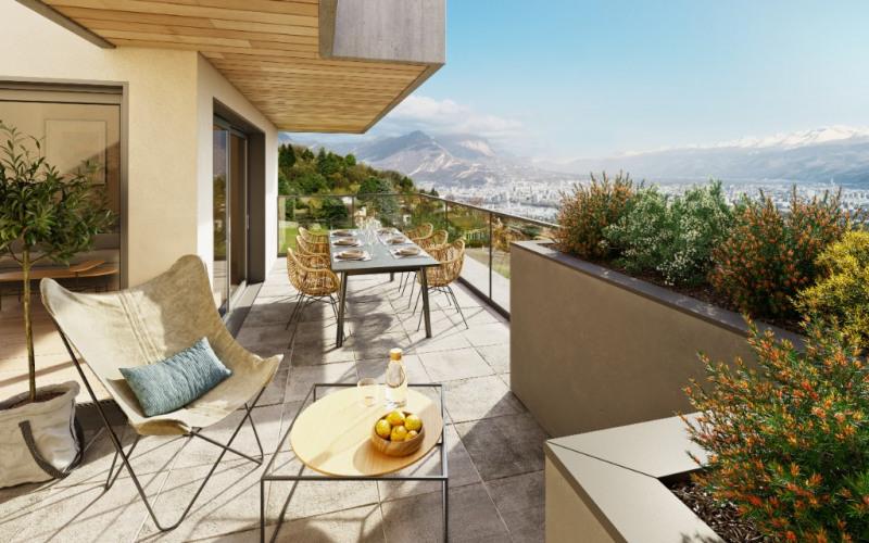 Vente maison / villa Seyssins 575000€ - Photo 1