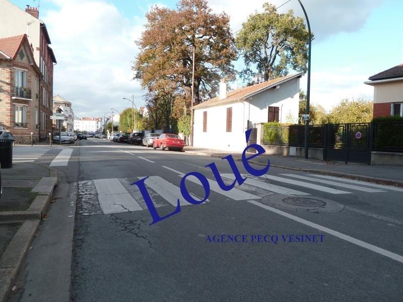 Location local commercial Le pecq 915€ HT/HC - Photo 1