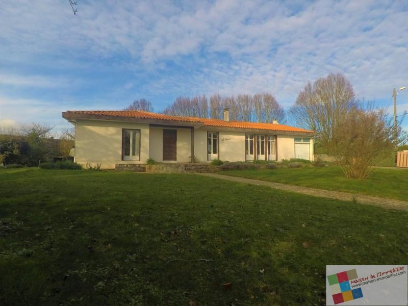 Sale house / villa Julienne 187250€ - Picture 1