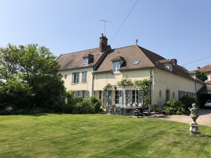 Verkauf von luxusobjekt haus Longueil annel 610000€ - Fotografie 3
