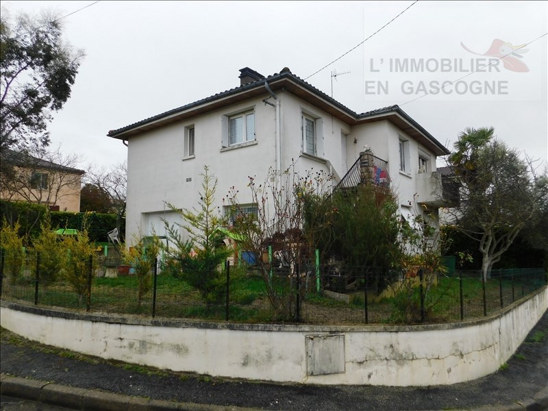 Verkoop  huis Auch 163000€ - Foto 1
