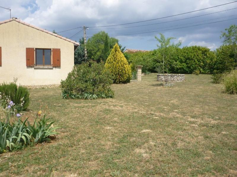 Rental house / villa Lachapelle sous aubenas 662€ CC - Picture 12