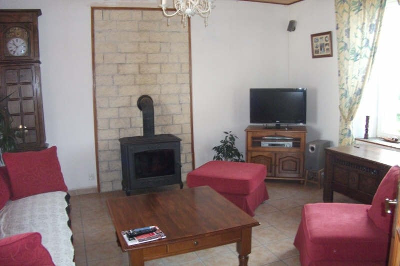 Sale house / villa Plouhinec 120750€ - Picture 3