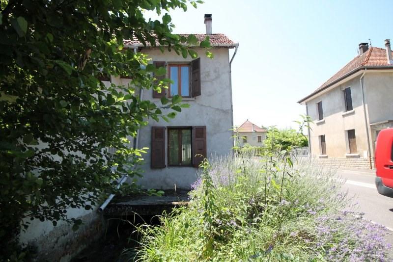 Vente maison / villa Morestel 127000€ - Photo 14