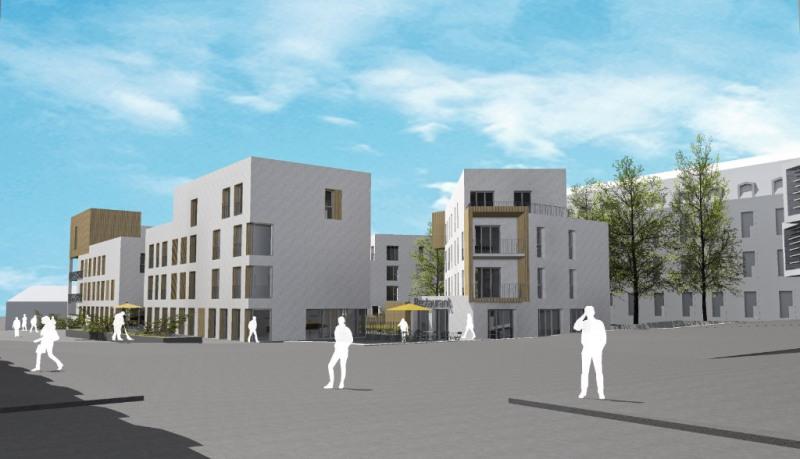 Vente appartement Laval 202000€ - Photo 5