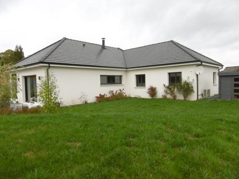 Sale house / villa Montmain 308000€ - Picture 2