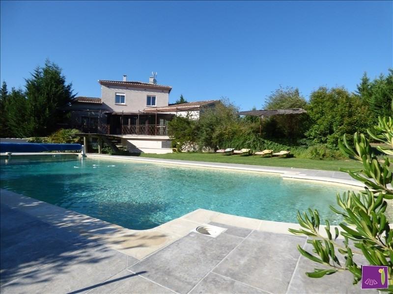 Verkoop van prestige  huis Vallon pont d arc 622000€ - Foto 9