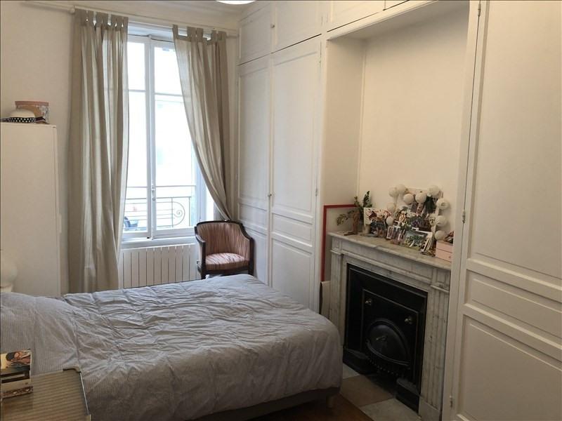 Sale apartment Lyon 6ème 395000€ - Picture 2