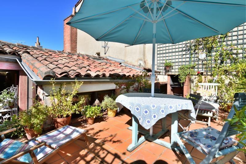 Revenda residencial de prestígio apartamento Toulouse 590000€ - Fotografia 1
