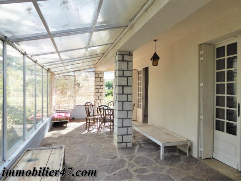Verkoop  huis Sainte livrade sur lot 119900€ - Foto 7