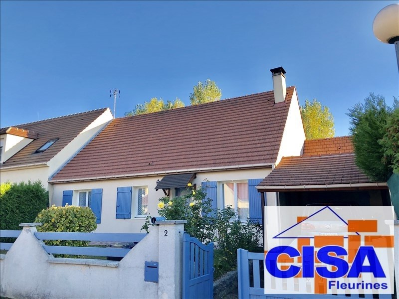 Vente maison / villa Chevrieres 206000€ - Photo 1